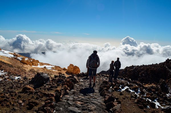 Guided excursion to Mount Teide in Tenerife