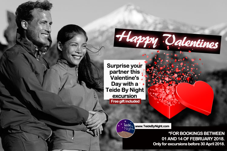 Happy Valentines in Tenerife