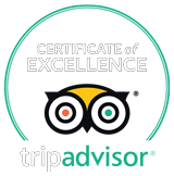 TripAdvisor Certificate Excellence Tenerife Teide by Night