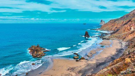 Playa de Benijo Tenerife